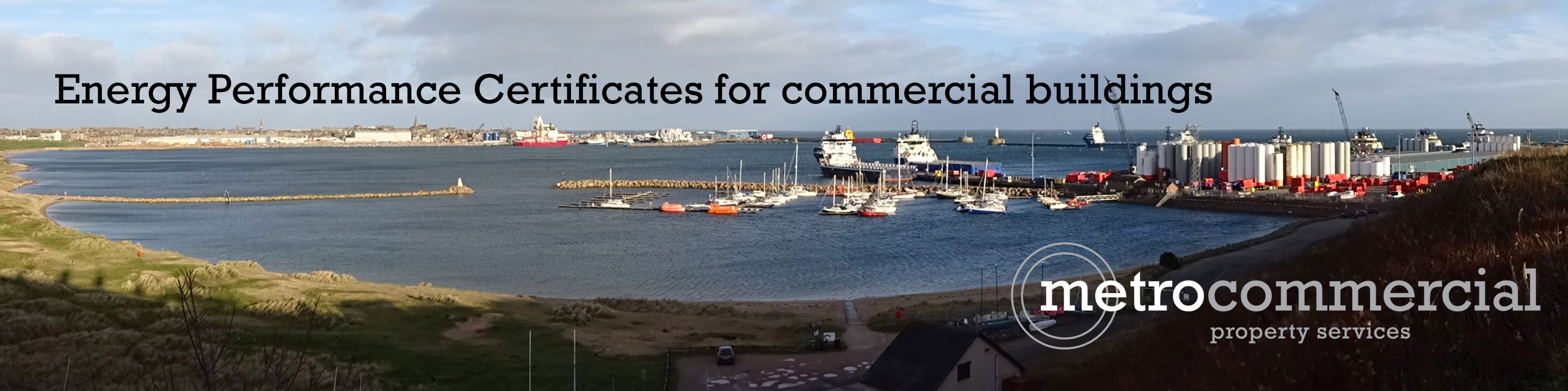 EPC Peterhead, retail, out of town, economy, commercial Energy Performance Certificates Peterhead