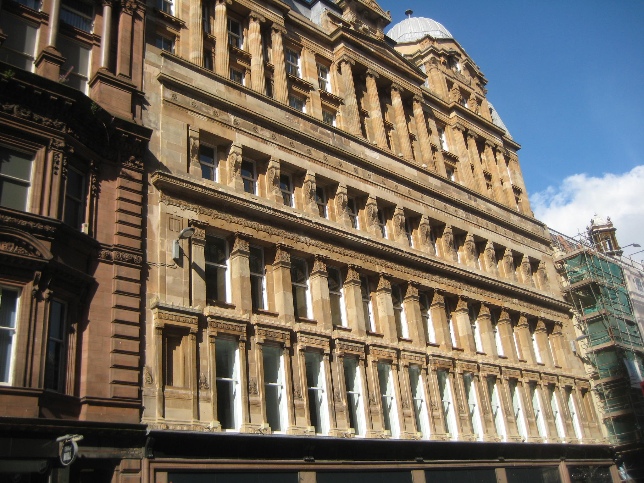 Glasgow office EPC