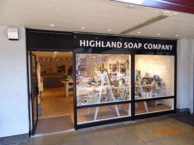EPC, Aviemore, Inverness, Retail Project Nessy