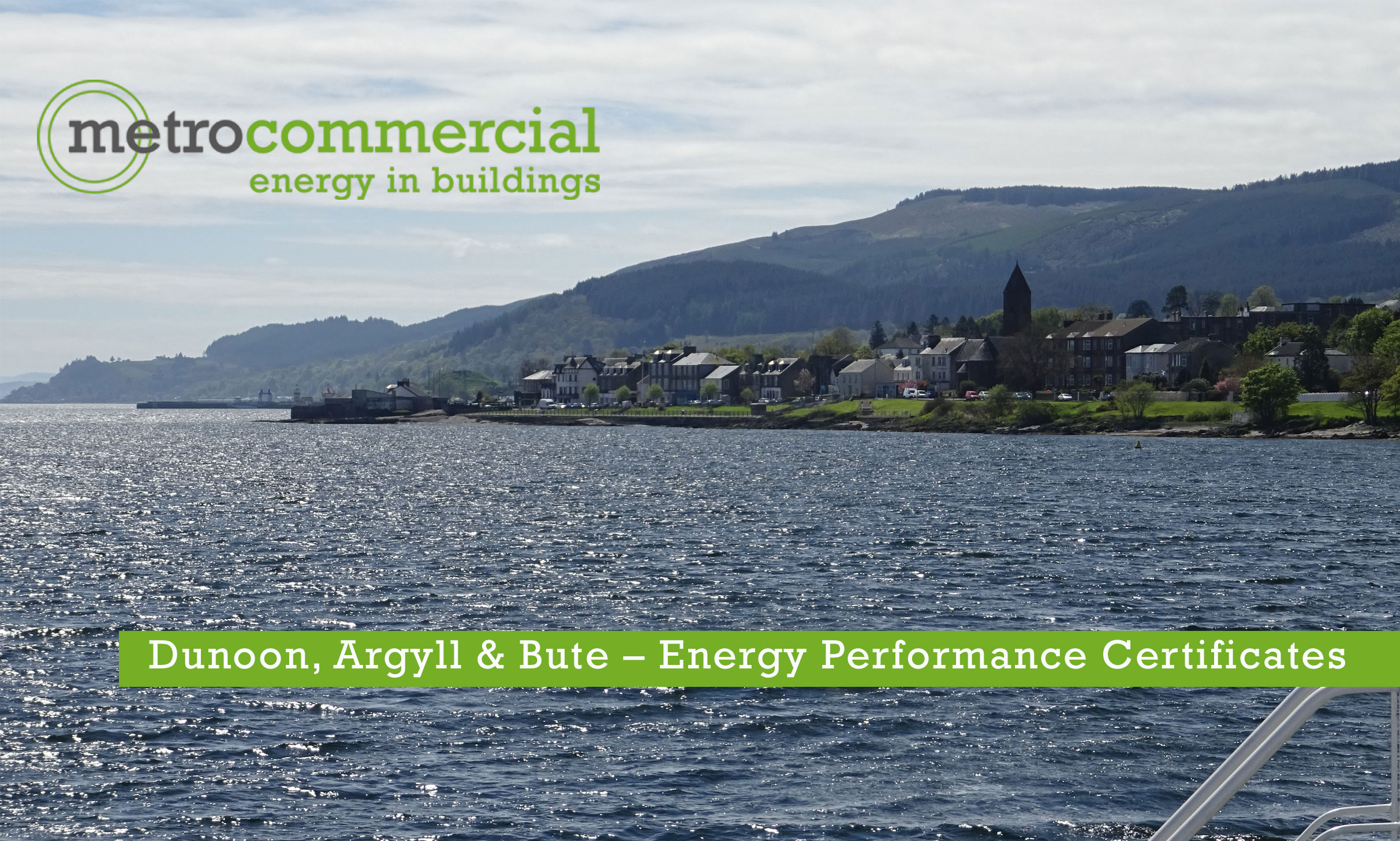 Dunoon Energy Performance Certificate