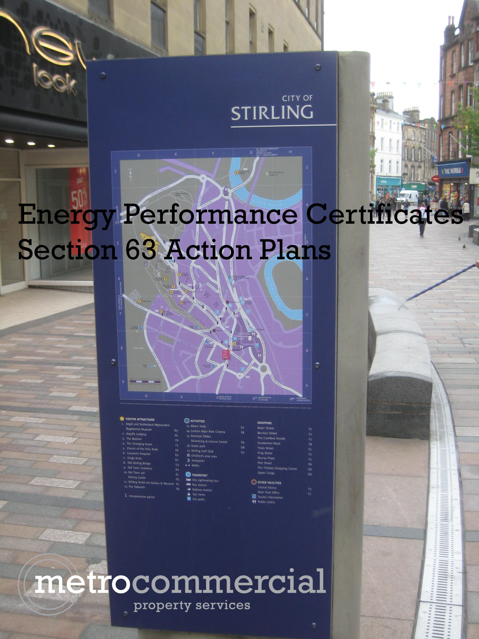 EPC Stirling Energy Performance Certificates in Stirling