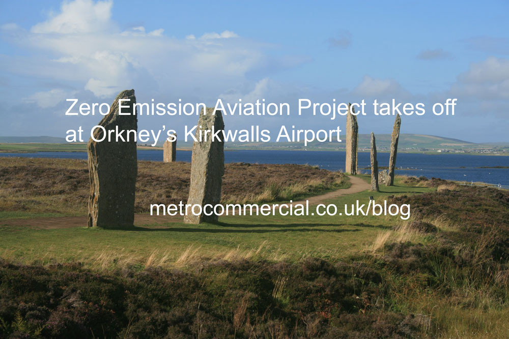 Zero-Emission-Aviation-Project-Takes-off-in-Orkney