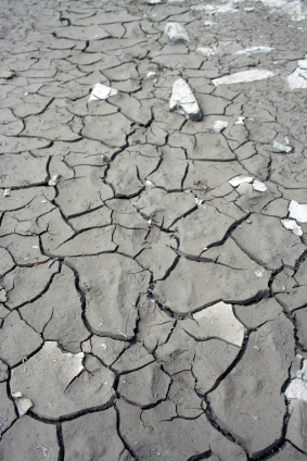 Drought due to Climate Change?