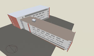 EPC for a multilet office building